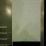 Тканевый натяжной потолок DESCCOR с блестками 165 (светло-зеленый), Екатеринбург