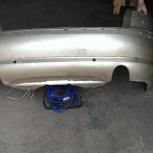 Бампер задний для Audi A8 [D3,4E] 2004-2010, Екатеринбург