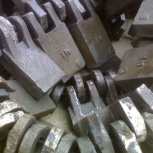Молотки дробилок, запасные части на дробилки, литье 110г13л, брони, Екатеринбург