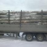Услуги по перевозке леса и пиломатериала (сортиментовозы), Екатеринбург