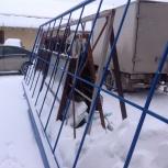 Каркасы откатных ворот, Екатеринбург