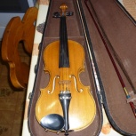 Cкрипка 3/4, немецкая фабричка с хорошим, глубоким звуком, Екатеринбург