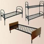 Железные двухъярусные кровати для рабочих, кровати для подсобок, Екатеринбург