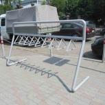 Стойка для парковки велосипедов, Екатеринбург