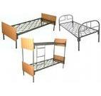 Кровати металлические одноярусные для общежитий и студентов, Екатеринбург