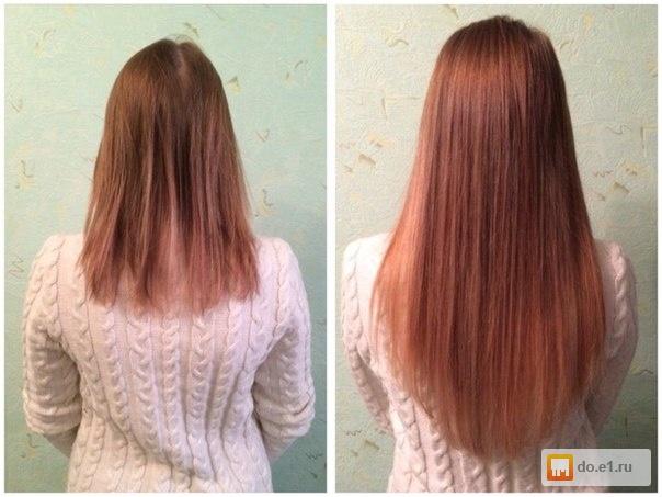 45 см волосы