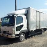 Грузоперевозки 5т. 30куб. фургон, Екатеринбург