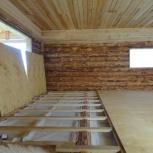 Полы в деревянном доме. Плотницкие работы под ключ, Екатеринбург
