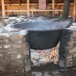 Карпатский чугунный чан баня для красоты и здоровья, Екатеринбург