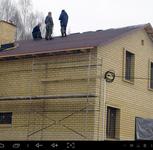 Кровельные работы,работаем с разными матерялами и проектами по кровли, Екатеринбург