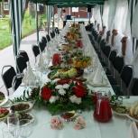 Свадьба, юбилей, фуршет, банкет на любой вкус, Екатеринбург