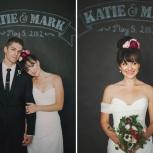 Фон для свадебной фотосессии из меловых обоев, Екатеринбург