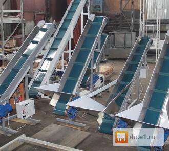 Производство конвейеров линий услуги элеваторов прайс