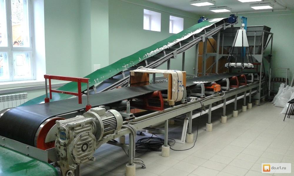 Производство конвейеров линий куплю транспортер т4 бу