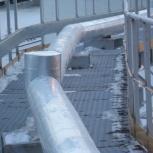 Термо и теплоизоляция трубопроводов, сантехуслуги, Екатеринбург