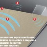 Натяжной потолок, acoustic 085 (белый с микроперфорацией), Екатеринбург