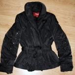 Женская куртка с красивой вышивкой бисером, Екатеринбург