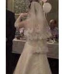 свадебное платье с фатой, Екатеринбург