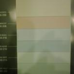 Тканевый натяжной потолок DESCCOR, светло-зеленый, Екатеринбург