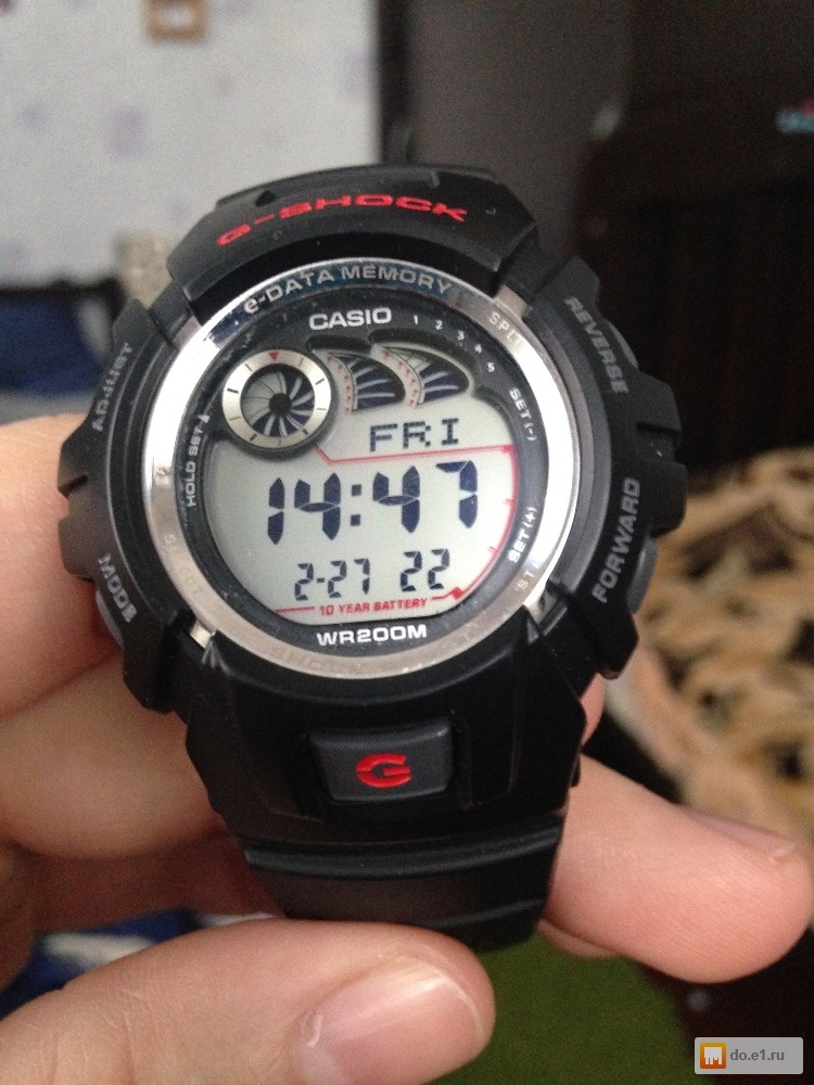 часы g shock 2900f 1v купить вода