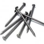 Гвозди стальные, в ассортименте: размер от 0,2х5 мм до 8х300 мм, Екатеринбург