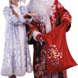 Дед мороз и снегурочка на дом, садик, в офис, Екатеринбург