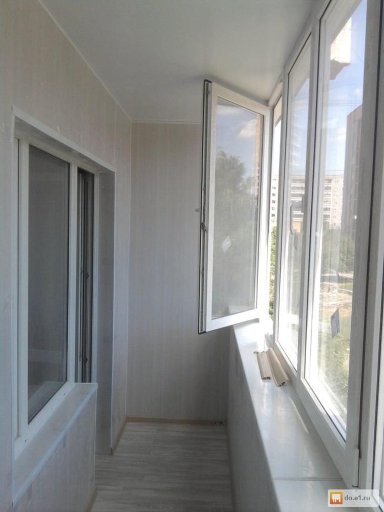 Остекление пвх, алюминий. обшив балконов и лоджий . цена - 5.
