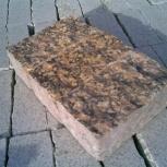 Тротуарная плитка (брусчатка) из гранита 100*200(100)*50, Екатеринбург