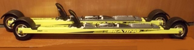 Лыжероллеры коньковые Start Skate 80 мм б у Цена - 5000.00 руб ... 91ba1a00114