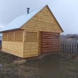 Изготовлю сруб для дома и бани, Екатеринбург