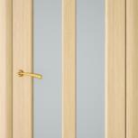 Межкомнатная шпонированная дверь со стеклом. Прага шт, Екатеринбург