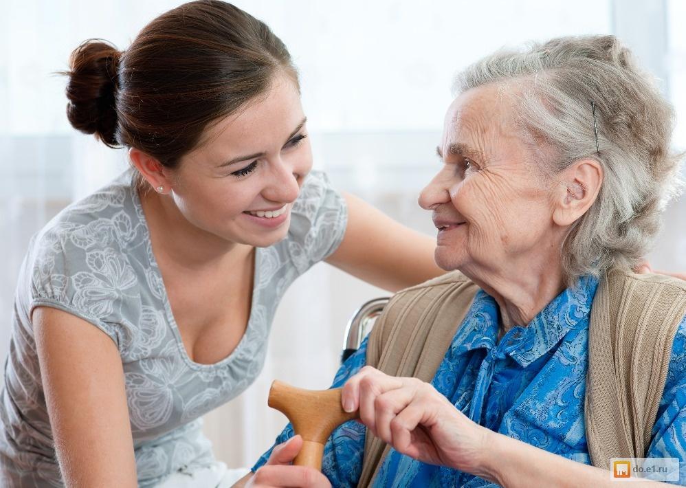 Присмотр за пожилыми людьми на дому как можно назвать дом престарелых