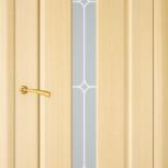 Межкомнатная шпонированная дверь со стеклом. Лондон шт, Екатеринбург