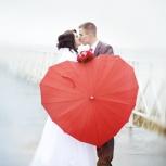 Свадебный зонт для фотосессий напрокат, Екатеринбург