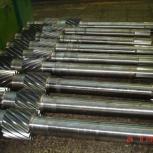 Валы, производство стальных валов, Екатеринбург