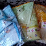 Детские лоскутные одеяла ( в наличии разные цвета), Екатеринбург