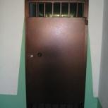 Дверь перегородка  на площадку.Лестничная перегородка.Тамбурные двери, Екатеринбург