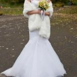 Продам очень эффектное и женственное свадебное платье размер 44-46, Екатеринбург