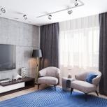 Дизайн интерьеров частный дизайнер проектирование, Екатеринбург