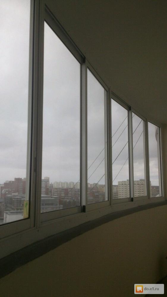 Алюминиевые окна для лоджии б/у б/у. цена - 6000.00 руб., ек.