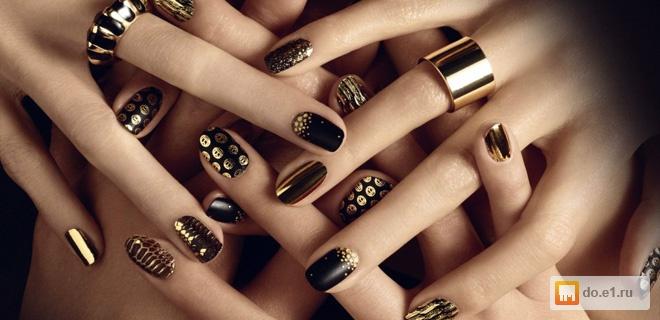 Дизайны ногтей крутые