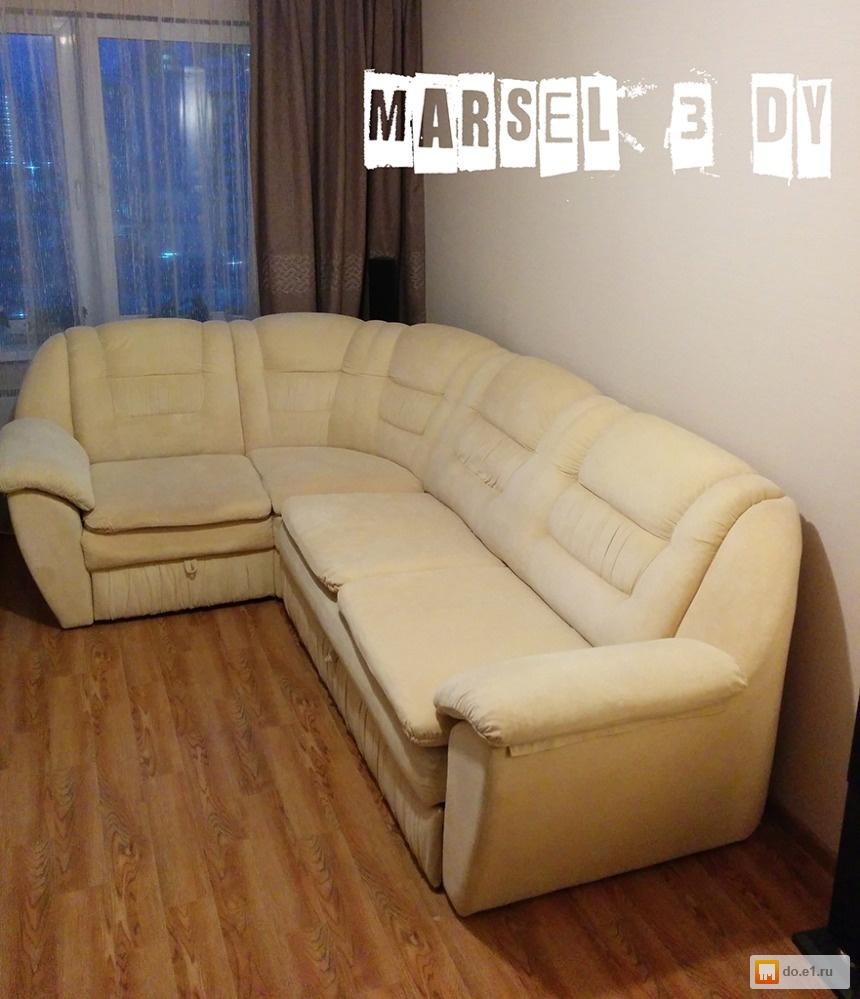угловой диван марсель 3 фото